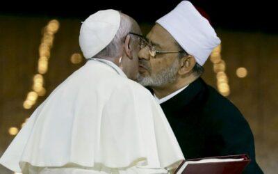 CARTA DEL PAPA por los 800 años del encuentro de S Francisco y el Sultán