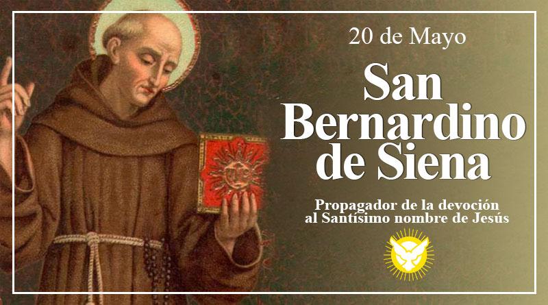 SAN BERNARDINO DE SIENA