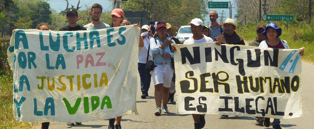 VOLUNTARIADO AL SERVICIO DE MIGRANTES Y REFUGIADOS